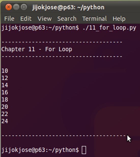 python-for-loop-11